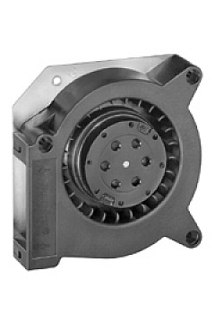 AC-Radiallüfter Serie RL 90 121 x 121 x 37 mm