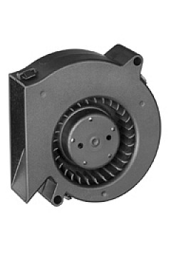 DC-Radiallüfter Serie RL 48 76 x 76 x 27 mm