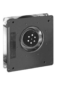 AC-Radiallüfter Serie RG 125 180 x 180 x 40 mm